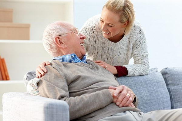 Designing for Dementia: 5 Tips for Moving Your Loved One In